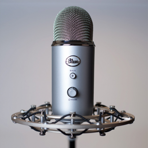 Blue Yeti RADIUS II Shock mount