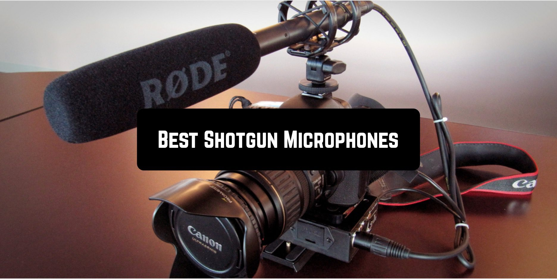 Best Shotgun Microphones