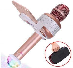 KaraoKing Portable Karaoke Microphone