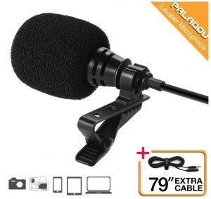 PALADOU lapel microphone