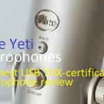 Blue Yeti the best THX-certificated microphone