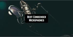 best condencer mics