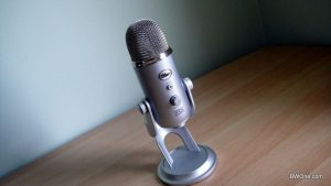 Yeti Blue USB mic 2