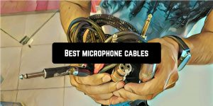 Best microphone cables