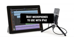 Best microphones to use with iPad