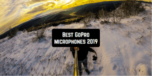 best gopro microphones 2019