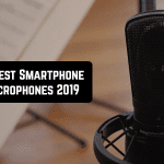smartphone microphones front