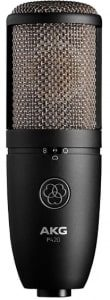 AKG Pro Audio P420, Sliver Blue