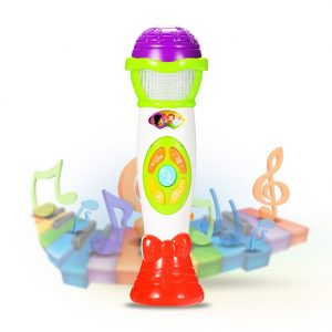Acefun Kids Voice Changing and Recording Microphone