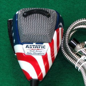 Astatic 302-10309 Stars N' Stripes