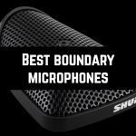 Best boundary microphones