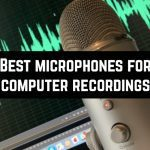 Best microphones for computer recordings