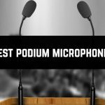 Best podium microphones