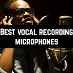 Best vocal recording microphones