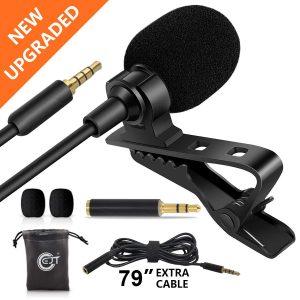 EJT Lavalier Lapel Microphone