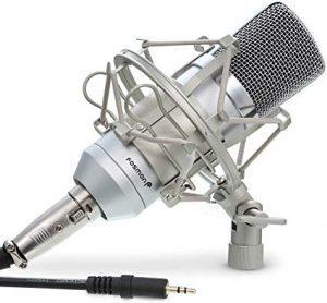 Fosmon Cardioid Condenser Microphone XLR