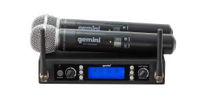 Gemini Lightweight Professional Audio Microphone