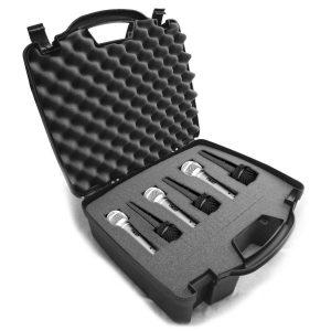 Microphone CASEMATIX Hard Case