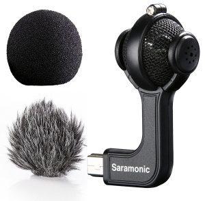 Saramonic G-Mic Stereo Ball Microphone