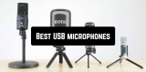11 Best USB microphones 2020