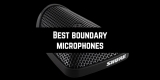 11 Best boundary microphones 2020