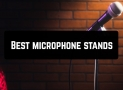 11 Best microphone stands 2020