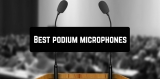 9 Best podium microphones 2020