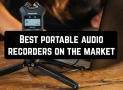 11 Best portable audio recorders on the market