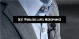 8 Best Wireless Lapel Microphones