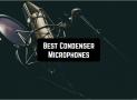 16 Best Condenser Microphones