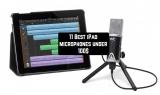 11 Best iPad microphones under $100