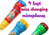 4 Best voice changing microphones