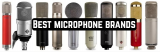 Best microphone brands