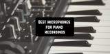 7 Best microphones for piano recordings