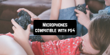 Top 5 microphones compatible with ps4