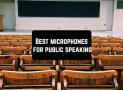 7 Best microphones for public speaking